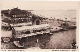 34 PALAVAS LES FLOTS -- Vue Sur La Plage Prise Du Casino N° 4 - Palavas Les Flots