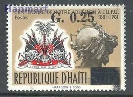 Haiti 1986 Mi 1495 MNH ( LZS2 HAI1495 ) - Haiti