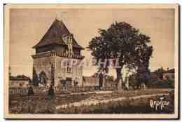 CPA L Aunis Et Sainlange Porte Du Chateau De La Rochecourbon - Ohne Zuordnung