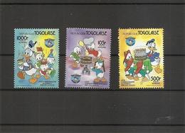 Disney ( PA 509/511 XXX -MNH- Du Togo) - Disney