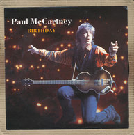 "7"" Single, Paul McCartney, Birthday - Disco & Pop"