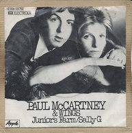 "7"" Single, Paul McCartney & Wings, Junior's Farm - Disco, Pop"