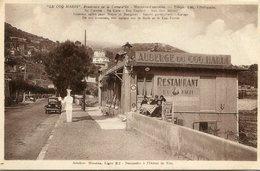 NICE(AUBERGE LE COQ HARDI) - Cafés, Hotels, Restaurants