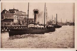 14 TROUVILLE -- La Sortie Du Bateau Du Havre N° 20 - Trouville