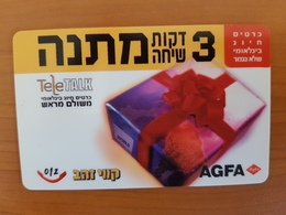 Agfa 3 Unit - Tele Talk - Russia Letters  ??   -  Fine Used Condition - Deutschland