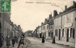 PONTGOUIN FAUBOURG SAINT-JACQUES - Other Municipalities