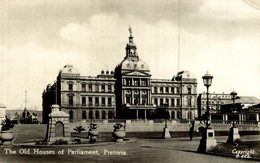 THE OLD HOUSES OF PARLIAMENT, PRETORIA   Sudafrica, SOUTH AFRICA , Afrique Du Sud - Sudáfrica