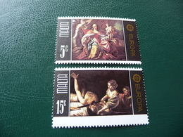 TIMBRES   MALTE     EUROPA   1975   N   507 / 508   COTE  2,25  EUROS   NEUFS  LUXE** - Europa-CEPT