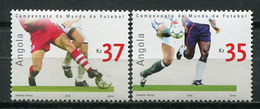 Angola 2002 / Football FIFA World Cup Japan Korea MNH Fútbol Copa Mundial Japón Corea / Cu7927  41 - Wereldkampioenschap