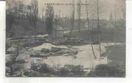 Lanrelas, La Rance - Francia