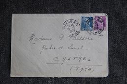 Lettre D'AMIENS Vers CASTRES. - Lettres & Documents