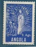 Angola    - Yvert N° 310  (*)     -  Bce 12513 - Angola