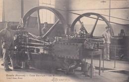 ERNEE - USINE ELECTRIQUE - LES MACHINES - 53 - Ernee