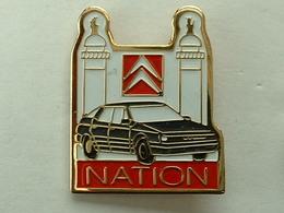PIN'S CITROËN - NATION - XM - Citroën
