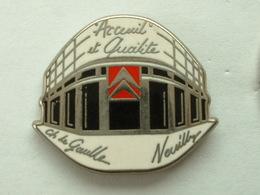 PIN'S CITROËN - NEUILLY - Citroën
