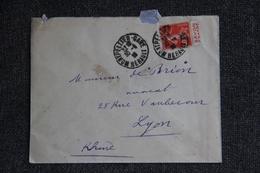 Lettre De MONTPELLIER Vers LYON - France