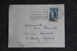 Lettre De CLERMONT L'HERAULT Vers ST CHELY D'APCHER - France
