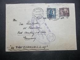 USA: 1928 Zeppelin Cover To Germany (#BD1) - Verenigde Staten