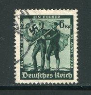ALLEMAGNE (IIIe Reich)- Y&T N°606- Oblitéré - Allemagne