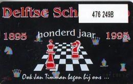Telefoonkaart  LANDIS&GYR NEDERLAND * RCZ.476   249b * SCHAAK CLUB * CHESS * TK * ONGEBRUIKT * MINT - Pays-Bas