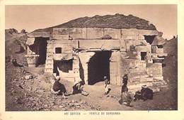 Egypte-Egypt ART EGYPTIEN  Temple De Denderah  (- Editions Braun 20) *PRIX FIXE - Egypt