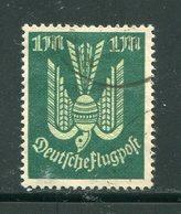 ALLEMAGNE Empire- P.A Y&T N°8- Oblitéré - Poste Aérienne