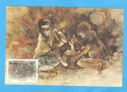 MAXIMUM CARD MAXICARD AFRICA VENDA FETCHING WATER - Venda