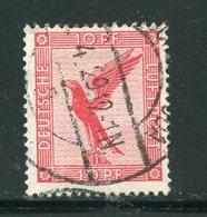 ALLEMAGNE Empire- P.A Y&T N°28- Oblitéré - Poste Aérienne