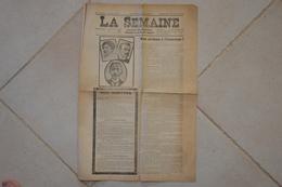 Stavelot Vielsalm (1919) Nos Martyrs Grégoire Grandprez - Vieux Papiers