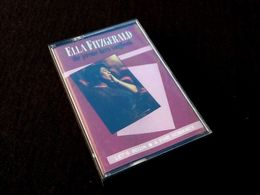 Cassette Audio    Ella Fitzerald The Jérome Kern Songbook - Audio Tapes
