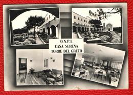 Torre Del Greco - O.N.P.I. Casa Serena - Cartolina Viaggiata - Torre Del Greco