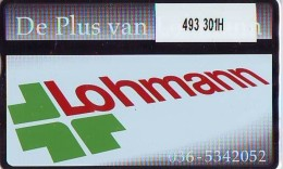 Telefoonkaart  LANDIS&GYR NEDERLAND * RCZ.493   301H * LOHMANN   * TK * ONGEBRUIKT * MINT - Nederland