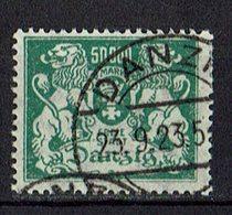 Danzig 1923 // Mi. 154 O (022.489) - Dantzig