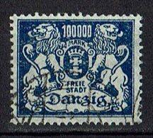 Danzig 1923 // Mi. 155 O (022.490) - Dantzig