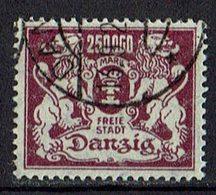 Danzig 1923 // Mi. 156 O (022.491) - Dantzig