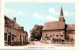58 DOMMARTIN - La Place - Autres Communes