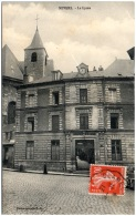 58 NEVERS - Le Lycée - Nevers