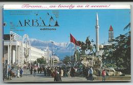 Albania - Tirana - Forteen Photos From Tirana - 6 Scans - Albania