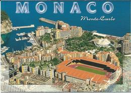 Stadion,Stadium,Le Stade,stade De Football,football Stadium.Monaco - Monte-Carlo - Stades