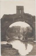 AK PHOTO SPEYER Old Brücke Kanal - Speyer