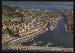 *Vue Aérienne Générale Sur Le Grand Canal* Ed S.L. Nº 15674. Nueva. - Sete (Cette)