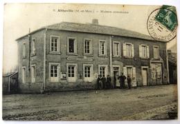 Abbeville (M.-et Mos.) - Maison Commune - France