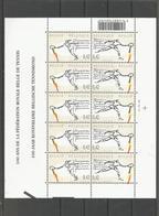 OCB 3054/3055  Postfris Zonder Scharnier ** Volledig Vel ( Plaat 2  ) - Hojas Completas
