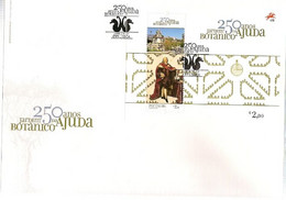 Portugal & FDCB Botanical Garden Of Ajuda 25th Anniversary, Lisbon 2018 (3243) - Other