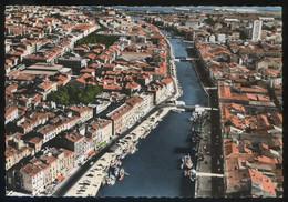 *Vue Générale Sur Le Grand Canal* Ed. S.L. Nº 15637. Nueva. - Sete (Cette)