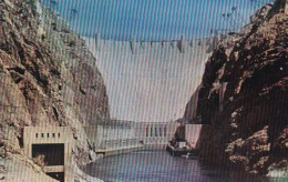 Nevada Hoover Dam Downstream Face