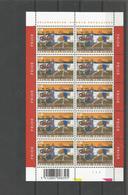 OCB 3157  Postfris Zonder Scharnier ** Volledig Vel ( Plaat 1 ) - Hojas Completas