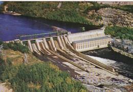 Canada Quebec La Tuque Hydro Electric Company Dam - Other