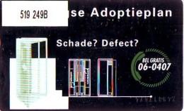 Telefoonkaart  LANDIS&GYR NEDERLAND * RCZ.519   249b * Het Haagse Adoptieplan * TK * ONGEBRUIKT * MINT - Privé