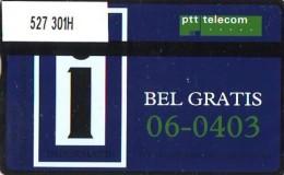 Telefoonkaart  LANDIS&GYR NEDERLAND * RCZ.527   301h * Bedrijvencontactdag Groningen * TK * ONGEBRUIKT * MINT - Privé